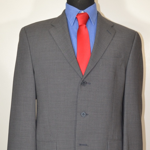 DKNY 40R Sport Coat Blazer Suit Jacket